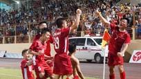 Bóng đá trẻ Việt Nam lại thắng Thái Lan, vô địch Giải U19 Quốc tế