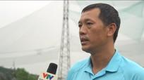 """HLV Nguyễn Đức Thắng: """"Sông Lam Nghệ An không sợ Hà Nội"""""""