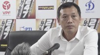 HLV Nguyễn Đức Thắng thừa nhận sức mạnh của CLB Hà Nội