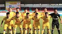 Xếp hạng Vòng loại U19 Quốc gia 2020: SLNA và Đà Nẵng tranh vé dự VCK