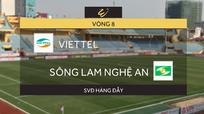 Viettel - SLNA: Khán đài B mở cửa tự do cho CĐV xem trận cầu 10 năm của 2 biểu tượng