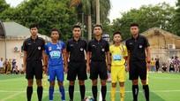 Hai đội trẻ SLNA vào tứ kết VCK U13 toàn quốc với thành tích nhất bảng