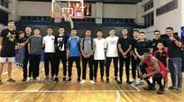 Tài năng bóng rổ Nghệ An tham dự ASEAN School Games 2019