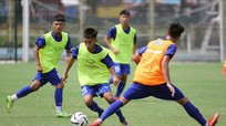 8 cầu thủ SLNA là nòng cốt U15 Việt Nam sang Thái Lan dự Giải vô địch U15 Đông Nam Á