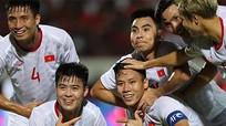 ĐT Việt Nam dễ dàng đánh bại ĐT Indonesia dù Hùng Dũng đá hỏng penalty