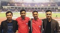 HLV Dương Hồng Sơn, Huy Hoàng chính thức đủ điều kiện cầm quân V.League