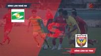 Sông Lam Nghệ An - Hồng Lĩnh Hà Tĩnh và những cặp 'derby' đáng xem nhất V.League 2020