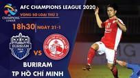 Xem trực tiếp Công Phượng, Phi Sơn thi đấu AFC Champions League (18:30 hôm nay)