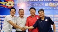 Trực tiếp Siêu Cúp QG, Hà Nội - TP HCM (16:30): Lần đầu cho Phi Sơn - Công Phượng?