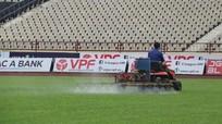Sông Lam Nghệ An sẽ xin VPF đá trên sân Vinh trong thời gian cải tạo