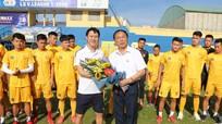 HLV Nguyễn Thành Công chính thức dẫn dắt Thanh Hóa, ra mắt trận gặp SLNA