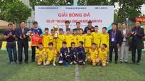 Sông Lam Nghệ An lần thứ 5 tổ chức giải U10 cho tài năng toàn tỉnh