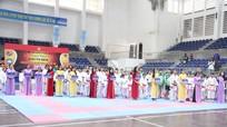 Hơn 400 vận động viên tham dự Giải Karatedo Nghệ An mở rộng 2020
