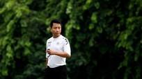 HLV Văn Sỹ Sơn lần đầu làm 'thuyền trưởng'