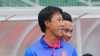 HLV Nguyễn Thành Công dẫn dắt HL Hà Tĩnh trước trận gặp SLNA