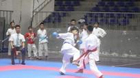 Khởi tranh Giải vô địch Karate trẻ Nghệ An năm 2021