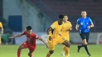 Thua Hải Phòng, Sông Lam Nghệ An xuống chót bảng xếp hạng V.League 2021
