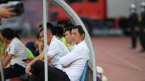 HLV Ngô Quang Trường: 'Tôi rất thương các cầu thủ SLNA'