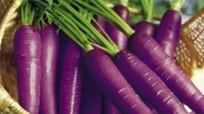 Thực phẩm màu tím - xu hướng mới của thực phẩm lành mạnh 2018