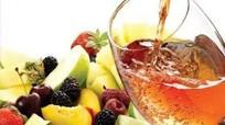 Cách tự làm rượu hoa quả đón Tết