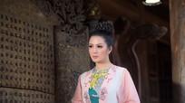 Hoa hậu người Nghệ làm giám khảo cuộc thi nhan sắc tại Singapore