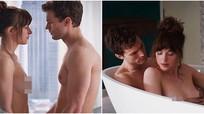 Bí mật hậu trường diễn cảnh sex như thật của '50 sắc thái'