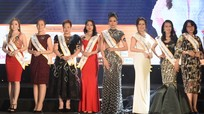 Thí sinh 55 tuổi thi Hoa hậu Quý bà người Việt toàn cầu