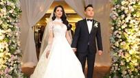 Đám cưới chi 1,3 tỷ đồng mua hoa tươi của nữ ca sĩ Việt