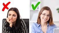 11 sai lầm về ngôn ngữ cơ thể nên tránh tại nơi làm việc