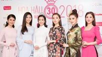 Sẽ có ba Hoa hậu cùng ngồi ghế giám khảo Hoa hậu Việt Nam 2018