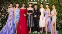 Dàn Hoa hậu, Á hậu Việt rực rỡ tại sự kiện thời trang