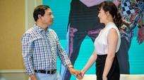 Vân Dung luôn phải nhịn cười khi đóng phim cùng Quang Thắng