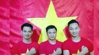 """Xuân Bắc, Tự Long, Hoài Anh gửi quà """"lạ"""" tặng U23 Việt Nam trước trận gặp UAE"""