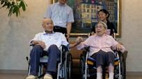 Cặp vợ chồng người Nhật tiết lộ bí quyết ở bên nhau lâu nhất thế giới