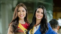Người đẹp Thái Lan gây chú ý nhất ở Hoa hậu Hòa bình 2018