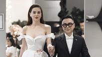 Hồ Ngọc Hà trở lại sàn thời trang với vai trò vedette