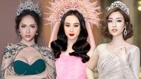 Top 5 nữ hoàng thảm đỏ năm 2018