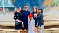 Thủy Tiên - Công Vinh khoe ảnh con gái lớn phổng phao