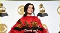 Chân dung cô gái xinh đẹp vừa thắng lớn giải Grammy 2019