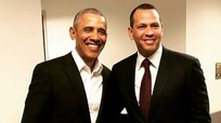 """Obama viết thư tay mừng """"Nữ hoàng nhạc Latin"""" Jennifer Lopez đính hôn"""