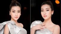 Hoa hậu Mỹ Linh đẹp tựa 'nữ thần' làm giám khảo cuộc thi sắc đẹp