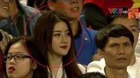 Chân dung hotgirl gây náo loạn cộng đồng mạng khi cổ vũ U23 Việt Nam