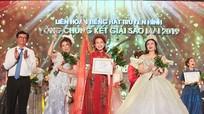 Quách Mai Thy xứng đáng khi ẵm 2 giải nhất ở Sao Mai 2019