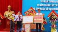 Xã Quỳnh Yên (Quỳnh Lưu) đón Bằng công nhận đạt chuẩn Nông thôn mới