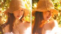 Elly Trần đẹp ngọt ngào, 'đốt mắt' với loạt ảnh chào tháng 5
