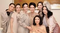 Hà Kiều Anh mừng sinh nhật tuổi 43 bên chồng và dàn sao Việt