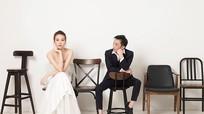 Đàm Thu Trang và Cường Đô La khoe ảnh cưới trước hôn lễ