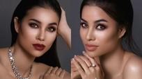 Hoa hậu Phạm Hương đẹp 'hút hồn' trong bộ ảnh mới tại Mỹ
