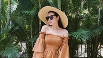 Sao Việt với mốt váy áo 'bánh bèo' ngày hè