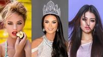 Lộ diện dàn đối thủ mới của Hoàng Thùy ở Miss Universe 2019